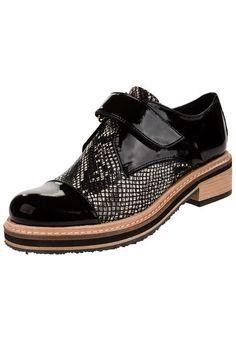 Me encanta! Miralo! Zapato Negro Natacha Eleonora de Natacha en Dafiti 46670879a09db