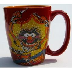 Animal muppet mug oh in need this!