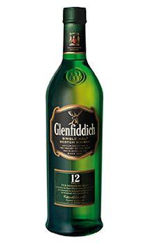 Glenfiddich 12 Year Old Single Malt Scotch Whisky, $79.00 #stpatricksday #gifts #1877spirits