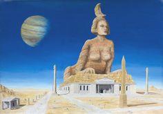 Łzy Sfinksa - from http://www.touchofart.eu/en/Jaroslaw-Jasnikowski/jj153-Tears-of-Sphinx/