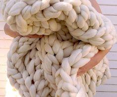 64a42b7f5f040 Super Chunky Knit Blanket - https   tiwib.co super-chunky