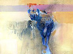 Hyena Legend - Keith Joubert