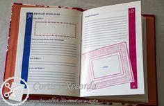 Livro do Bebê #LivrodoBebê #itsagirl #éMenina #bookbinding #EncadernaçãoManual #feitoamão #handmade #cortaerecorda