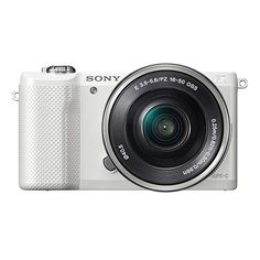 Sony - get incredible detail and gorgeous enlargements. Thanks to the large megapixel APS-C sensor size and Sony Exmor APS HD CMOS technology Cameras Nikon, Sony Camera, Best Camera, Sony Electronics, Best Waterproof Camera, Type E, 50 Mm Lens, Perfect Camera, Cameras For Sale