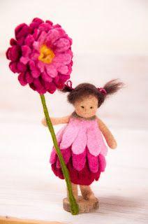 Lulus: The Zinnia flower child