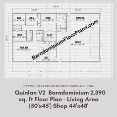 $595. We sell semi-custom Barndominium floor plans and provide helpful tips to design and build your home whether it is DIY or you are paying a company. #architecture #barndominiums #home #modernbarn #barnhomefloorplans #beautifulbarn #homefloorplan #barnhomedesign #housedesign #barndominiumfloorplans #floorplan #dreambarn #barnhouse #barndominiumliving #barndominiumdesign #office #garage Metal Barn Homes, Metal Building Homes, Pole Barn Homes, Building A House, Pole Barn House Plans, House Floor Plans, Barn House Design, Barndominium Floor Plans, Dream Barn