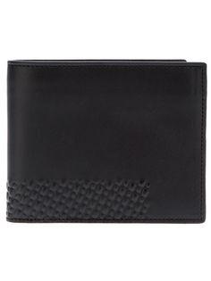 LANVIN Textured Leather Wallet