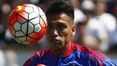 Fabián Monzón se perderá duelos ante U. Católica por la Copa Chile - Cooperativa.cl