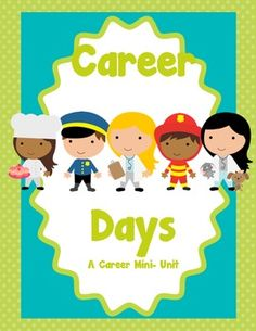 Career Days Mini Unit This three day lesson asks parents or guests to come into the classroom to speak about their careers. It also invites students to dress as their favorite careers. It includes:   Teacher Notes A writing Prompt A parent letter A career book ( To fill out during presentations.)  A homework assignment An exit slip