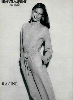 1975 - Saint Laurent Rive Gauche adv