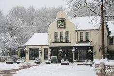 The Fox in the snow Old Photos, Fox, England, Outdoor, Old Pictures, Outdoors, Vintage Photos, Outdoor Games, English
