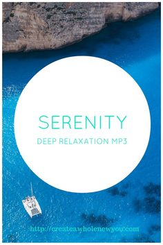 FREE deep relaxation audio to calm your mind, feel deeply relaxed & drift peacefully to sleep. Deep relaxation is essential for health & happiness. Relaxation Meditation, Deep Relaxation, New You, Free Gifts, Serenity, Bliss, About Me Blog, Healing, Mindfulness