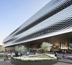 Image 1 of 46 from gallery of Messe Basel New Hall / Herzog & de Meuron, by Hufton + Crow. Photograph by Hufton + Crow