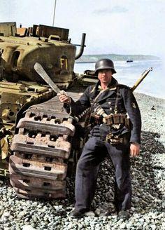 German soldier, Dieppe