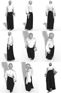 【資料】男性の和服特集8選【解説・描き方・ポーズなど】 - pixiv Spotlight