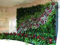 create your own vertical garden indoors