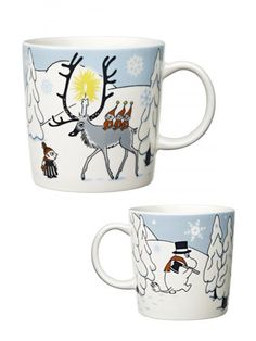 Moomin Mug Christmas 2012 - This is on my list Santa, do you hear me?