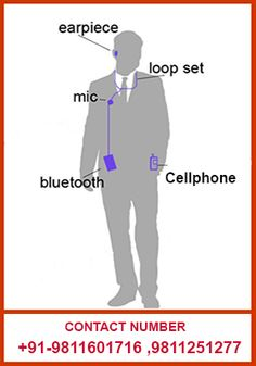 Get Online Spy Bluetooth Earpiece in Pune and Nano Bluetooth Exam Cheating Earpieces online Pune.