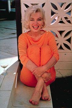 Marilyn Monroe by George Barris, 1962