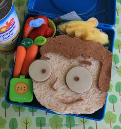 So many fun lunch ideas for kids on this site!
