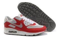 White Red Red Nike Air Max 90 Hyperfuse Premium Women s Shoes  Red  Womens   1325a65882