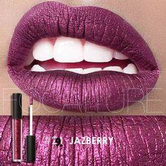 Get The Metallic Look Liquid Lipstick