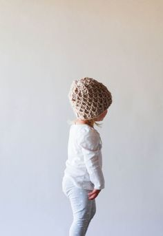 Knitted Hat by Ozetta on Etsy