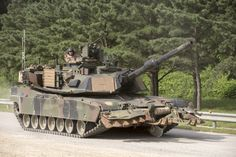 United States Marine Corps M1A1 Abrams