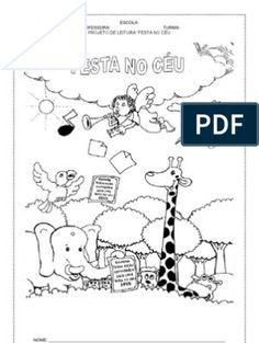 Sequencia de Atividades Dona Aranha Gabriel, Comics, Character, Pdf Book, Cognitive Activities, Autism, Activities, Princesses, Archangel Gabriel