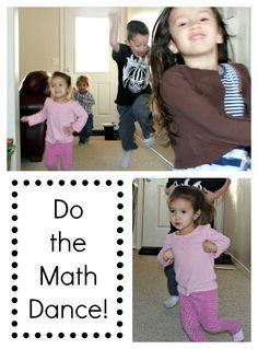 Fun Activity: Math for Preschoolers - Carrots Are Orange.