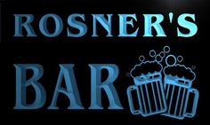 AdvPro Name w008542-b ROSNER Name Home Bar Pub Beer Mugs Cheers Neon Light Sign Great Gift for your dearest! Excellent for displaying in shops, bars, pubs, clubs, restaurants, game rooms and anywhere you like. With nearly 20 years of experience, ADV (Barcode EAN = 5053709585113) http://www.comparestoreprices.co.uk/december-2016-5/advpro-name-w008542-b-rosner-name-home-bar-pub-beer-mugs-cheers-neon-light-sign.asp