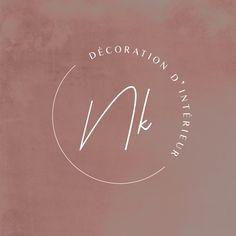 Minimal Logo Design, Design Logo, Fashion Logo Design, Branding Design, Inspiration Logo Design, Decor Logo, Aesthetic Words, Boutique Logo, Design Graphique