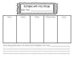 The Go To Teacher: standard based grading retelling with key details