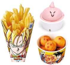 Japanese fast food packaging is pretty creative
