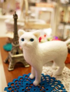 gallery cats - felting wool (4) (500x659, 154Kb)