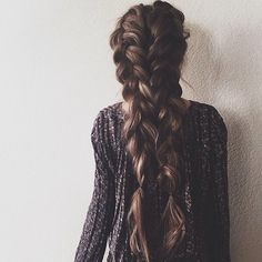 Double pancake braids