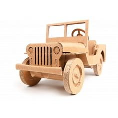Witajcie, koniec roku szkolnego już JUTRO:)  Leolandia ma coś nowego:) dla dzieci od lat 6.  Samochód Terenowy z Tektury - Off-Road Car - Powstał w oparciu o wojskowy samochód terenowym z okresu II Wojny Światowej.   Zabawkę po złożeniu można pomalować farbami plakatowymi.   Sprawdźcie sami:)  http://www.niczchin.pl/zabawki-z-tektury/2690-samochod-terenowy-z-tektury-leolandia.html  #leolandia #zabawkiztektury #samochodztektury #offroad #zabawki #niczchin #krakow