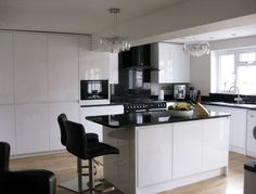 Remo Gloss White - Court Homemakers kitchen