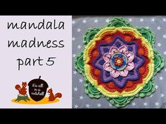 Mandala Madness Part 5 - YouTube