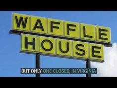 Business Insider: FEMA is tracking Hurricane Matthew using the 'Waffle House Index'