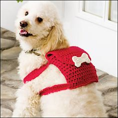 I just bought Pixie a backpack....I didn't know I could crochet one for her