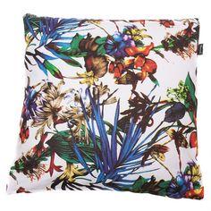 Kussen floral. Een sierkussen die de kamer opfleurt! #intratuin