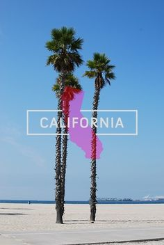 """caalifornia-vibe: """" California """""""