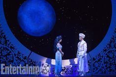 #Aladdin on Broadway. Magical.
