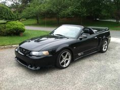 2004 Mustang Saleen S281 Convertible Supercharged