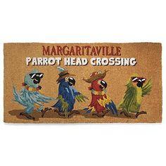 Margaritaville Parrot Head Towel Hooks Margaritaville