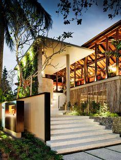 The exciting new Italian restaurant Uma Cucina in Uma Ubud, Bali. #food