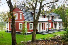 KANNUSTALO - Suomen kauneimpia Koteja