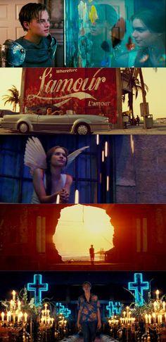 Romeo + Juliet (1996), d. Baz Luhrmann, d.p. Kim Marks: