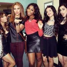 Fifth harmony!! <3